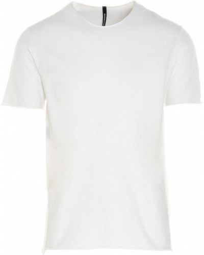 Biały t-shirt Giorgio Brato