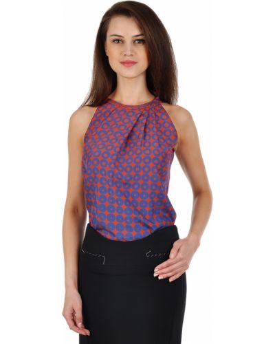 Блузка шелковая весенний Agnona