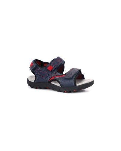 Темно-синие сандалии Geox