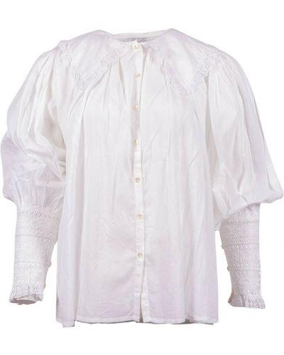 Biała bluzka Antik Batik