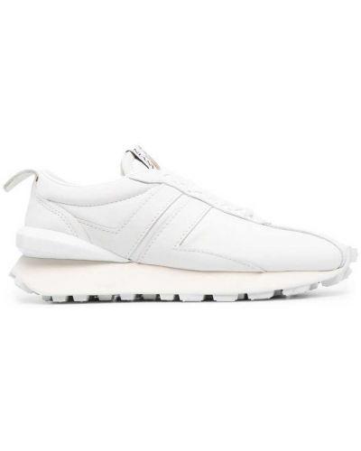 Białe sneakersy Lanvin