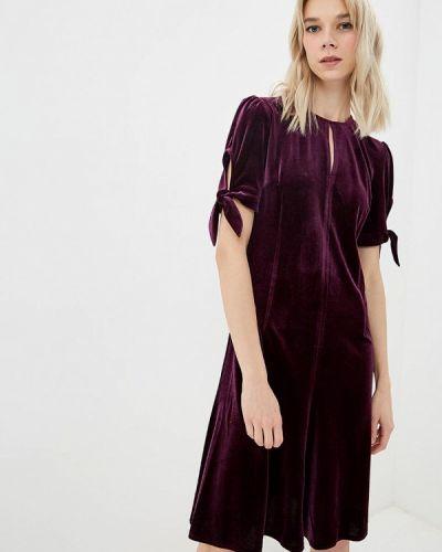 Платье - фиолетовое Gregory