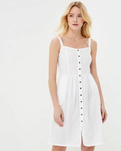 Белое платье Blendshe