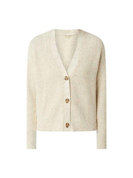 Biały sweter bawełniany Jake*s Casual