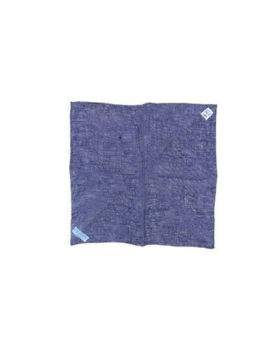 Платок синий Corneliani