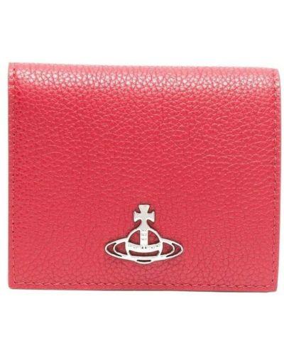 Czerwony portfel Vivienne Westwood