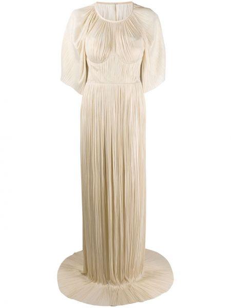 Платье мини со вставками с чашками Maria Lucia Hohan