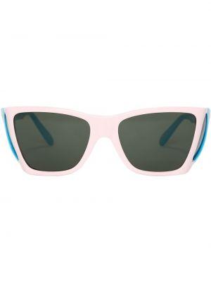 Okulary - różowe Jw Anderson