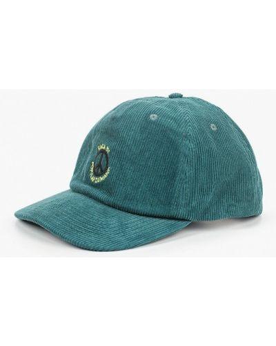 Синяя бейсболка Quiksilver