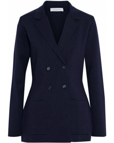 Шерстяной пиджак двубортный Gabriela Hearst