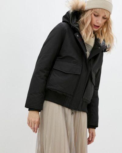 Черная куртка осенняя Canadian