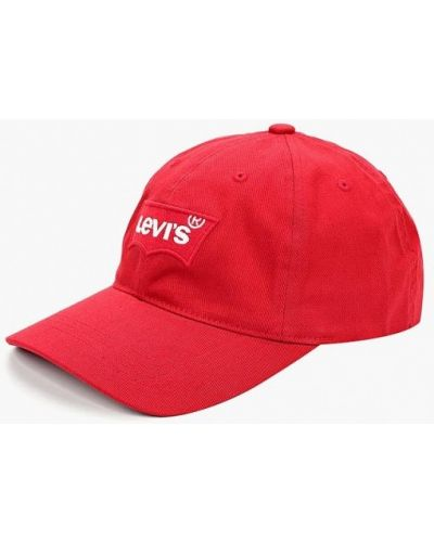 Красная бейсболка Levi's®