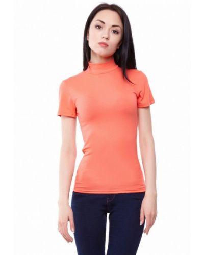 Оранжевая водолазка Vergans