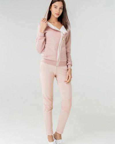 Розовый спортивный костюм Ora