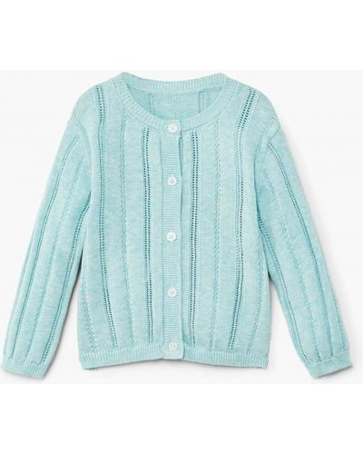 Зеленый свитер Mango Kids
