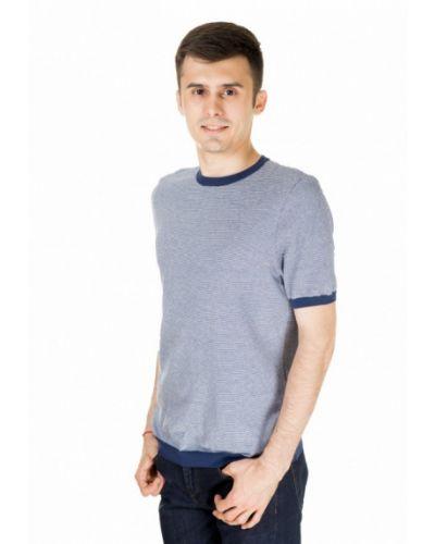 Синяя футболка Arber