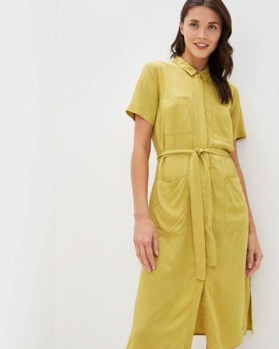 Платье платье-рубашка весеннее Top Secret