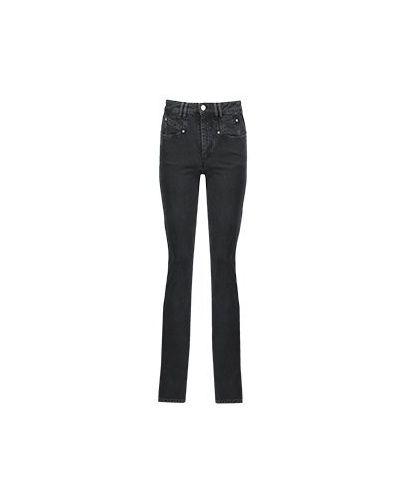 Зауженные джинсы - черные Isabel Marant