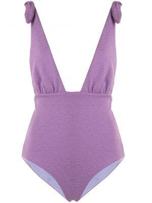 Купальник из эластана - фиолетовый Mara Hoffman