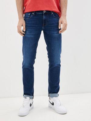 Синие зауженные джинсы-скинни Joop!