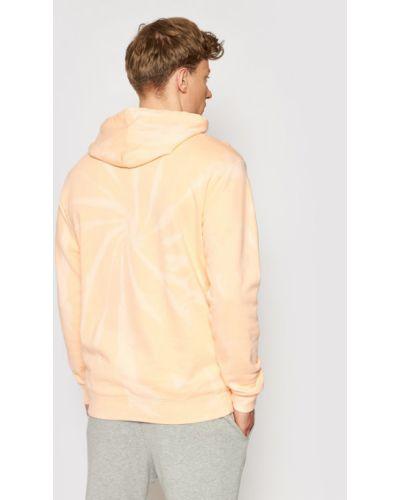 Pomarańczowa bluza Reebok Classic