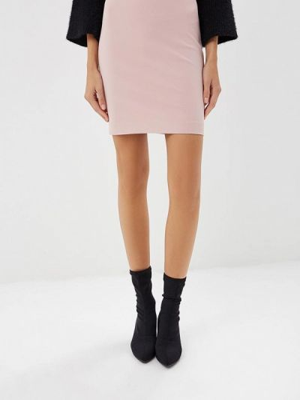 Юбка карандаш розовая Ruxara