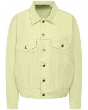 Джинсовая куртка классическая Denim X Alexander Wang
