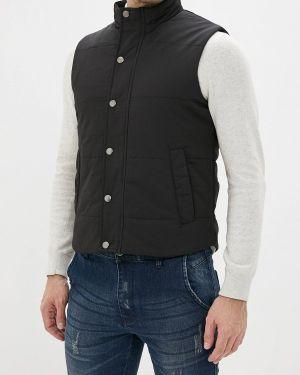 Утепленная куртка черная осенняя Jackets Industry