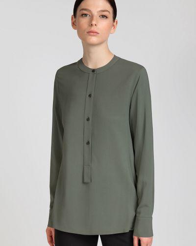 Блузка прямая из вискозы Vassa&co