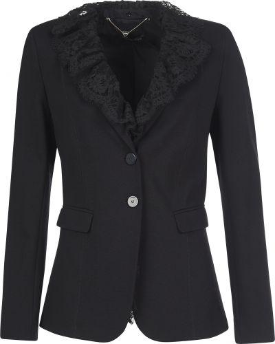 Черный пиджак Twin-set