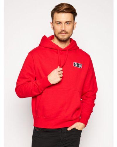 Bluza - czerwona Element