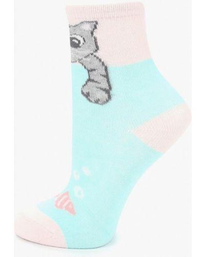 Голубые носки Sela