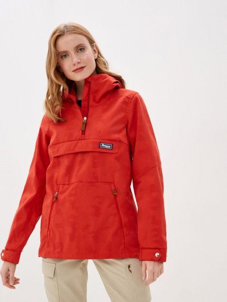 Красная куртка Bergans Of Norway