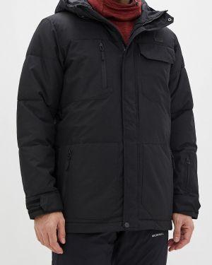 Утепленная куртка черная осенняя Termit