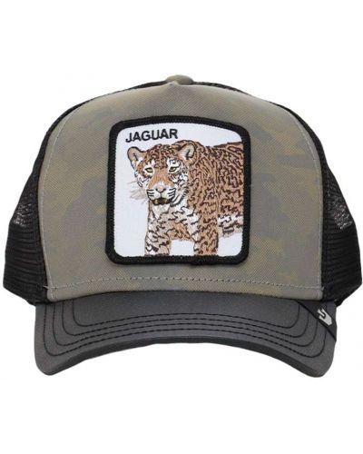 Z paskiem kapelusz z haftem Goorin Bros