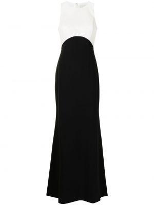 Czarna sukienka rozkloszowana bez rękawów Sachin & Babi