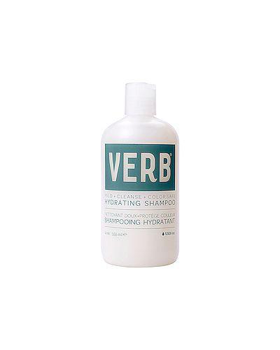 Шампунь для волос натуральный с цветочным принтом Verb