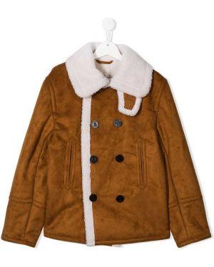 Куртка классическая в клетку Dsquared2 Kids