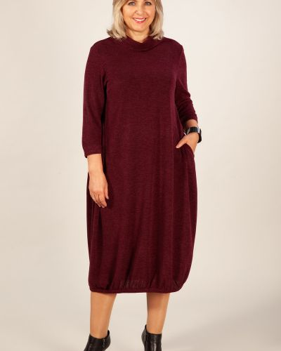 Шерстяное платье милада