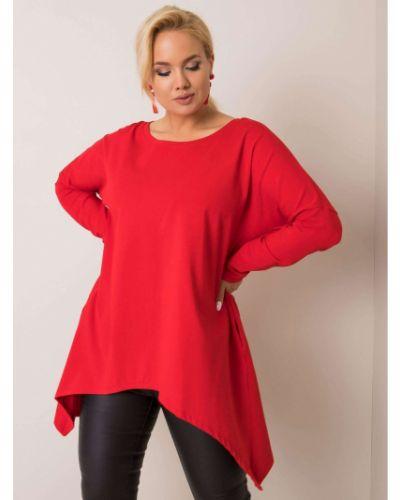Bluzka asymetryczna Fashionhunters