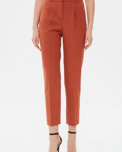 Коричневые классические брюки Moru