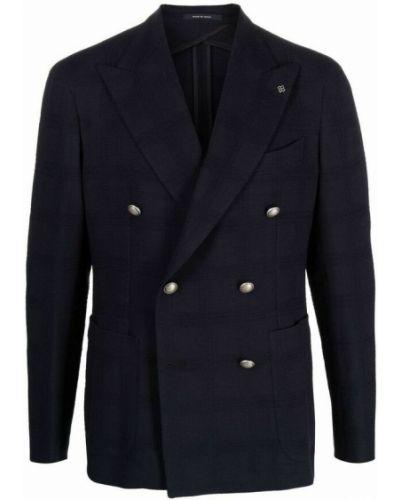 Niebieska kurtka Tagliatore