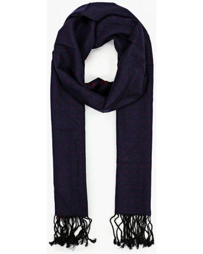 Синий шарф 2018 Fabretti